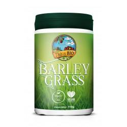 BARLEY GRASS 100% ORGANIC - 110g [This is BIO®]